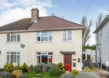 Thumbnail 3 bedroom semi-detached house for sale in Millbank, Newmarket