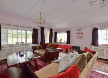 Thumbnail 2 bed flat for sale in Goldsmiths Avenue, Crowborough, East Sussex