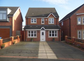 Thumbnail 3 bedroom detached house for sale in Dickens Close, Salford