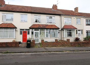 Thumbnail 3 bed terraced house for sale in Rudthorpe Road, Bristol, Somerset