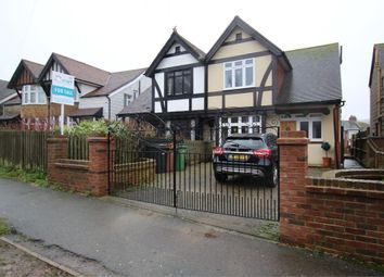 Thumbnail 3 bed semi-detached house for sale in Elphinstone Road, Hastings, East Sussex