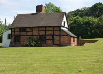 Thumbnail 3 bed farmhouse to rent in Warren Cottage, Maxstoke Lane