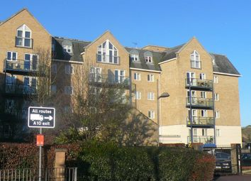 Thumbnail 1 bedroom flat to rent in Clarence Lodge, Hoddesdon