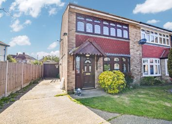 Thumbnail 3 bed semi-detached house for sale in Trent, East Tilbury, Tilbury