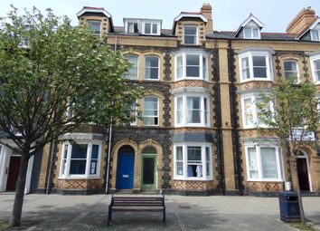 Thumbnail 1 bedroom flat to rent in Flat 4 Studio, 30 North Parade, Aberystwyth, Ceredigion