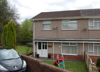 Thumbnail 3 bed semi-detached house for sale in Maes Y Glyn, Lower Brynamman, Ammanford
