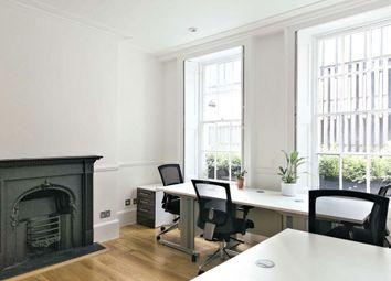 Thumbnail Serviced office to let in Ganton Street, London