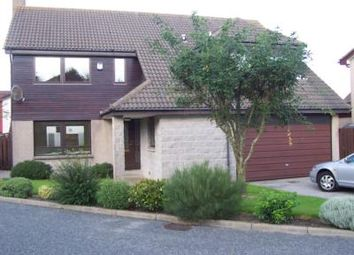 Thumbnail 4 bed detached house to rent in Hilltop Crescent, Westhill AB32,