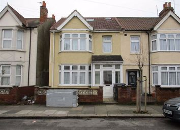 Thumbnail 3 bed flat to rent in Trinity Road, Southall, Middlesex