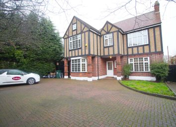 Thumbnail 4 bed detached house to rent in Blake Hall Road, London
