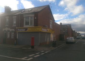 Retail premises to let in Aldwych Street, South Shields NE33