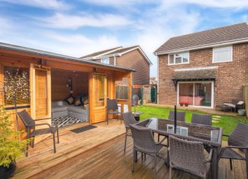 Thumbnail 4 bed semi-detached house for sale in Lamorna Gardens, Westergate, Chichester