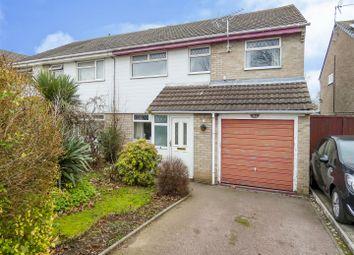 Thumbnail 4 bed semi-detached house for sale in Borrowdale Drive, Long Eaton, Nottingham