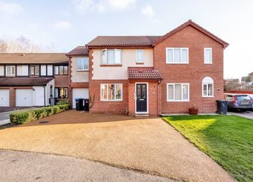 Thumbnail 3 bed semi-detached house for sale in Augustine Close, Durham, Durham
