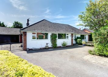 Thumbnail 5 bed bungalow for sale in Brereton Court, Brereton Heath, Congleton