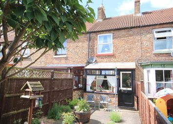 Thumbnail 2 bed terraced house for sale in Railway Terrace, Sowerby, Thirsk