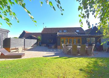 Thumbnail 4 bedroom detached house for sale in Combs, Stowmarket, Suffolk