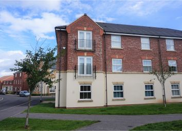Thumbnail 2 bed flat for sale in Braunton Crescent, Nottingham