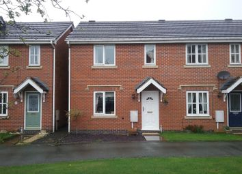 Thumbnail 3 bed terraced house for sale in Cornflower Grove, Ketley, Telford