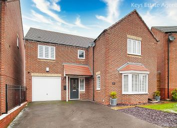 Thumbnail 4 bed detached house for sale in Blithfield Way, Norton Park, Stoke-On-Trent