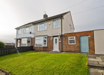 Thumbnail 3 bed semi-detached house for sale in Romanby Avenue, Stockton-On-Tees