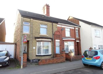 Thumbnail 4 bed end terrace house for sale in Whitehill Road, Ellistown, Leicestershire