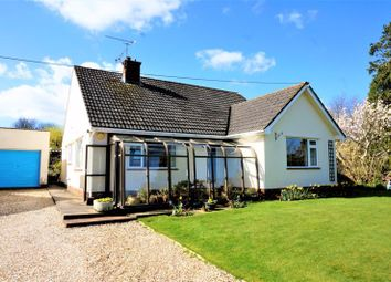 Thumbnail 3 bed bungalow for sale in Turnpike, Milverton, Taunton