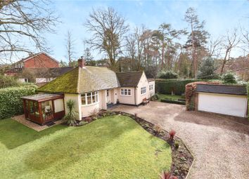 Thumbnail 3 bed detached bungalow for sale in Nine Mile Ride, Wokingham, Berkshire