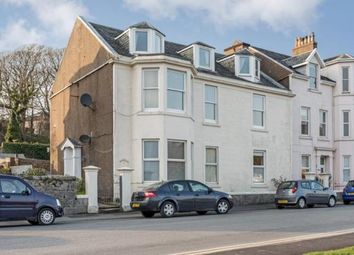 Thumbnail 3 bed flat for sale in Kelburn Street, Millport, Isle Of Cumbrae, North Ayrshire