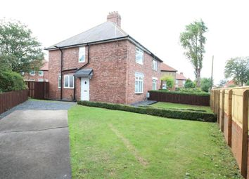 Thumbnail 3 bed semi-detached house for sale in Palm Avenue, South Shields