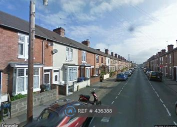 Thumbnail 3 bed terraced house to rent in South Broadway Street, Burton On Trent