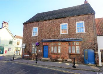 Thumbnail 3 bed detached house for sale in Market Place, Cawood, Selby