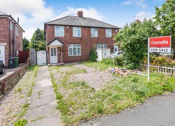 Thumbnail 3 bed semi-detached house for sale in Ridgefield Road, Halesowen