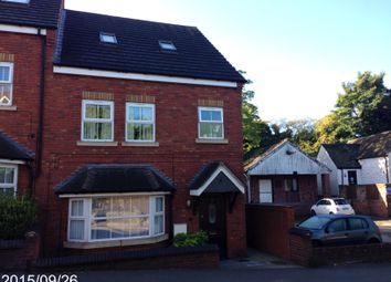 Thumbnail 2 bed flat to rent in Reddicap Road, Sutton Coldfield