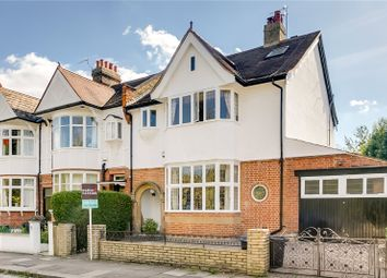 Thumbnail 6 bed end terrace house for sale in Birchwood Road, London