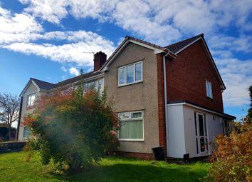 Thumbnail 2 bed maisonette to rent in Dochdwy Road, Llandough, Penarth