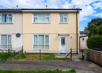 Thumbnail 3 bedroom semi-detached house to rent in Wavell Road, Swindon, Wiltshire