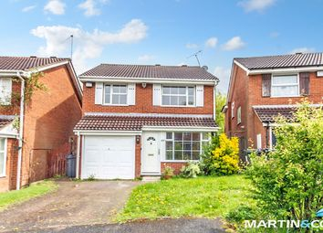 3 bed detached house for sale in Thurloe Crescent, Rubery B45