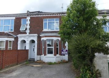 Thumbnail 2 bed maisonette to rent in Avenue Road, Southampton