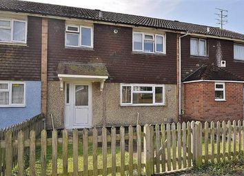 Thumbnail 3 bed terraced house for sale in Frittenden Close, Ashford