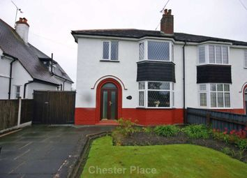 Thumbnail 4 bed semi-detached house to rent in Long Lane, Upton, Chester