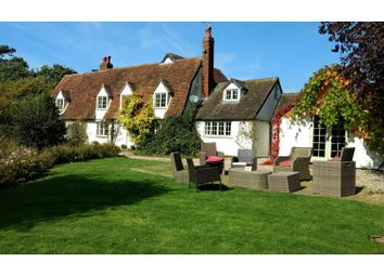Thumbnail 5 bed detached house for sale in Finchingfield Road, Little Sampford, Saffron Walden