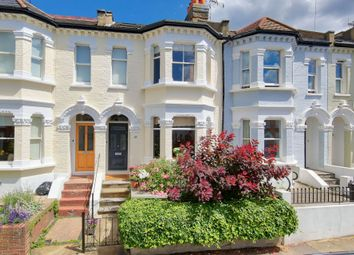 Thumbnail 4 bed terraced house for sale in Bucharest Road, Earlsfield