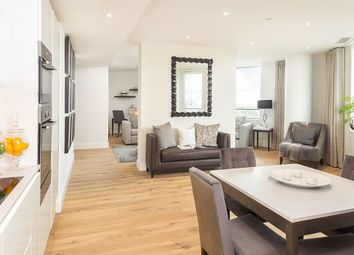 "Thumbnail 3 bed flat for sale in ""Lombard Wharf"" at Lombard Road, Battersea, London"