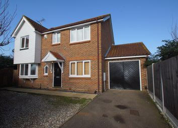 Thumbnail 3 bedroom detached house for sale in Collingwood Way, Shoeburyness, Southend-On-Sea