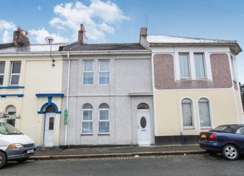 Thumbnail 3 bed terraced house for sale in Laira Street, Plymouth