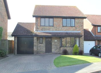 Thumbnail 4 bed detached house to rent in Iris Road, Bisley, Woking