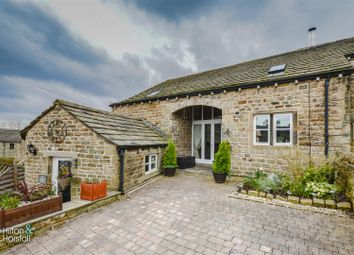 Thumbnail 4 bed barn conversion for sale in Colne Road, Trawden, Colne