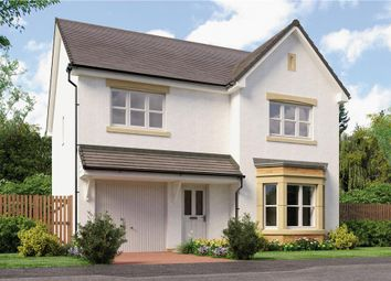 "Thumbnail 4 bedroom detached house for sale in ""Dale"" at Broomhouse Crescent, Uddingston, Glasgow"