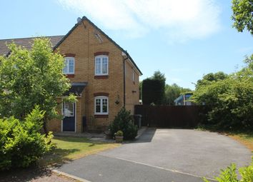 Thumbnail 3 bed terraced house for sale in Bleadale Close, Wilmslow